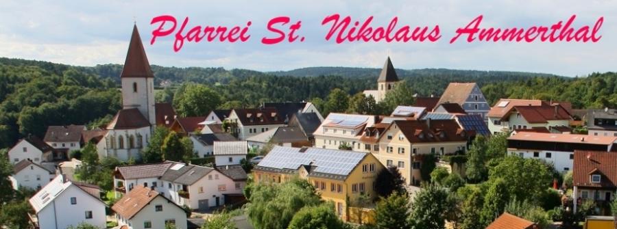 Pfarrei St. Nikolaus Ammerthal